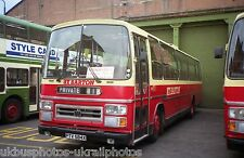 Barton Transport, Chilwell PTV584X Bus Photo Ref P1630