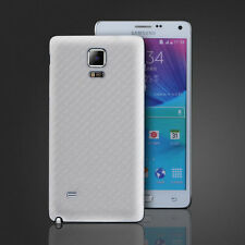 Luxury Carbon Fiber Replacement Battery Back Cover For Samsung Galaxy S 5 i9600
