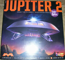 "LOST IN SPACE JUPITER 2 SPACECRAFT 1/35 SCALE 18"" by MOEBIUS MODELS"
