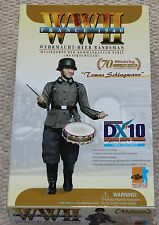 "Dragon Action Figure ww11 dx10 Lomas alemán 1/6 12"" Box 70793 hizo Cyber Hot Toy"