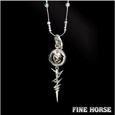 Final Fantasy XIII FF13-2 Serah Farron Cosplay Engagement Necklace Ring Props