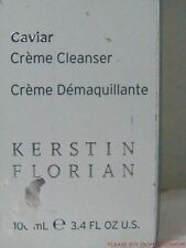 New Kerstin Florian Caviar Creme Cleanser Full Size 100ml 3.4 FL oz  Expiry 2018