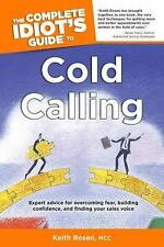 Cold Calling by Roy Chitwood and Keith Rosen (2004, Paperback)
