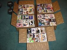 Medium Flat Rate Box Stuffed Full of Baseball Cards 1980's to 2014.  3200+ Cards