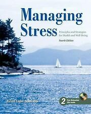 Managing Stress: Principles and Strategies for Health and Well-Being-ExLibrary