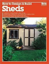 How to Design & Build Sheds by Robert J. Beckstrom, Paul Ehrlich, Good Book