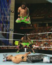 WWE PHOTO THE USOS JIMMY & JAY NEW WRESTLING PROMO RAW SMACKDOWN INRING ACTION