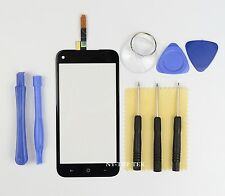 Black Touch Screen Glass Digitizer For HTC First PM33100 Replacement Parts+Tools