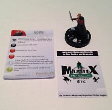 Heroclix LotR: Fellowship of the Ring set Boromir #010 Common figure w/card!