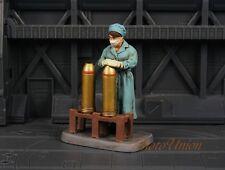 CORGI Forward March Civilians at War Munitions Worker 1:32 Metal Figure CC59404