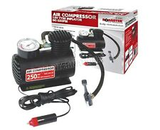 12 VOLT DC AIR COMPRESSOR 300psi CAR VAN BIKE TYRE INFLATOR EMERGENCY PUMP 81323