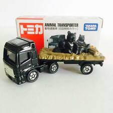 Takara Tomy Tomica No.3 Hino Profia Animal Transporter ( Special Color ) - Hot