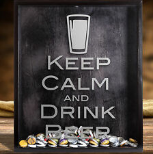 Best Etched Shadow Boxes for Gifts & Home Decor! Cool Beer Quote + Free Shipping