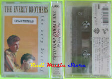 MC THE EVERLY BROTHERS The very best of SIGILLATA SEALED 1965 ita cd lp dvd vhs
