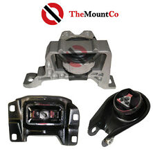 LH/RH & Rear Engine Mount Set (3 pcs) to suit Mazda3   04-09   2.3L