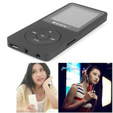 "1.8""TFT Screen RUIZU X02 HiFi MP3 MP4 Music Player FMRecorder 4G play 80hours TL"