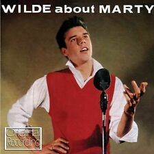 MARTY WILDE ~ WILDE ABOUT MARTY CD * VERY GOOD *