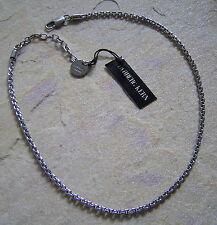 Dyrberg Kern Kette Demets Shiny Silver 46 cm
