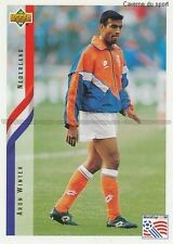 N°146 ARON WINTER NETHERLANDS TRADING CARDS UPPER DECK WORLD CUP USA 1994