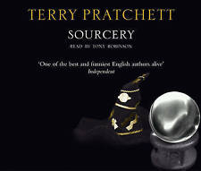 Sourcery by Terry Pratchett (CD-Audio, 2004) new sealed 3cd