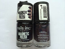 Nails Inc London Houses Parliament Magnetic Nail Polish Varnish 10ml New Purple