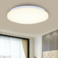 18W Dimmable Panel LED Recessed Ceiling Down Light Kitchen Bedroom Lamp Lighting
