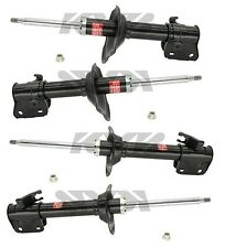 KYB EXCEL G STRUTS SHOCKS 02-03 SUBARU WRX SEDAN SET OF 4