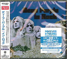 DEEP PURPLE-DEEP PURPLE IN ROCK-JAPAN CD C68