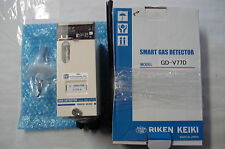 RIKEN KEIKI GD-V77D SMART GAS DETECTOR,C2H4 0-2000 PPM W/MANUAL