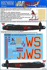 Kits World Decals 1/32 AVRO LANCASTER B.I Still Going Strong