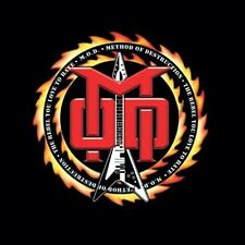 M.O.D. Rebel You Love to Hate CD