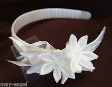 Headdress Hair Jewellery Crown Tiara Hairbands Communion Wedding 375