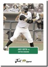 2004 JUST MINORS JOEY VOTTO RC  NM-MT