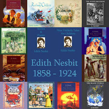 Edith Nesbit Audiobook Collection on mp3 DVD