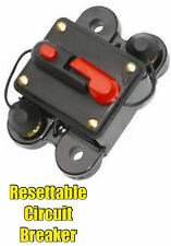 50 AMP 12V  Resettable Circuit Breaker Car Audio Stereo Marine 50A Fuse Ampere