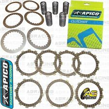 Apico Clutch Kit Steel Friction Plates & Springs For KTM EXC 125 2005 Enduro
