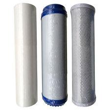 HMA Filtro Cartucho Set para Pesado Metal Reducción incluye KDF/GAC filtro