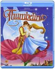 Thumbelina [Blu-ray /G] By Barbara Cook (Disney Classic) DNY FREE SHIPPING NEW