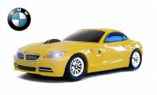 BMW Z4 Souris sans fil de voiture (jaune) - sous licence officielle