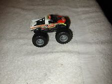 ELIMINATOR PLASTIC BASE 2007 UP MONSTER JAM TRUCKS MINT HOTWHEELS