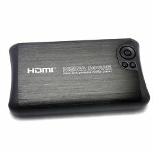 Full HD 1080p MKV 2.5'' HDD HDMI Media Player Center USB OTG SD AV TV AVI RMVB
