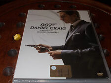 007 Daniel Craig COLLECTION CASINO ROYALE + QUANTUM OF SOLACE 2 Dvd ..... Nuovo