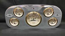 1935 1936 FORD TRUCK GAUGE CLUSTER GOLD
