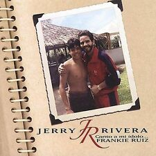 Rivera, Jerry-Canto A Mi Idolo...Frankie Ruiz CD NEW