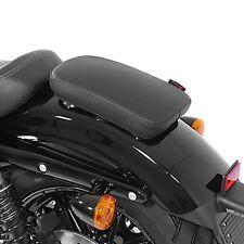Sozius Saugnapf Sitz-Pad für Harley XR 1200 (XR-1200) Notsitz Glider X schwarz