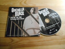 CD Pop Guerilla Black ft M Winans - You're The One ( 2 Song) Promo EMI VIRGIN cb
