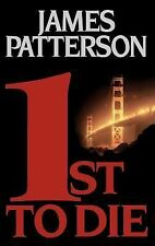 1st to Die No. 1 by James Patterson Soft Cover