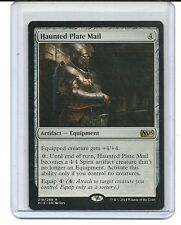 Haunted Plate Mail-2015 Core Set-Magic the Gathering