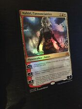 MTG MAGIC SOI NAHIRI THE HARBINGER (FRENCH NAHIRI L'ANNONCIATRICE) NM FOIL