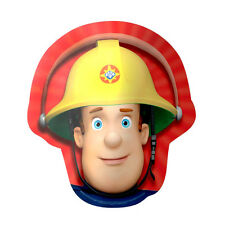 "Fireman Sam Birthday Party Decoration 23"" Head Shaped Supershape Foil Balloon"